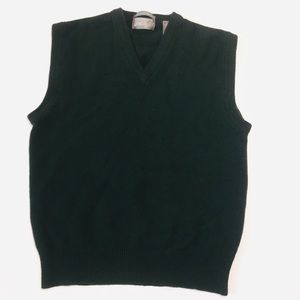 Lambswool Collection 100% Lambs Wool Sweater Vest
